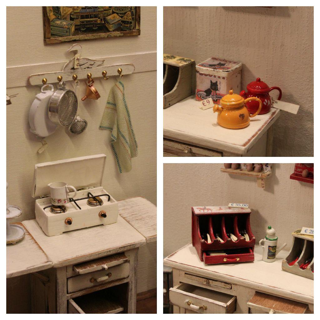 Miniature Alemikimikrì: Miniaturitalia 2013 | Casa di bambola ...
