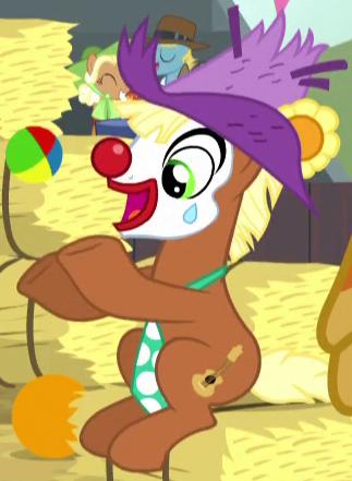 Výsledek obrázku pro rodeo clown mlp