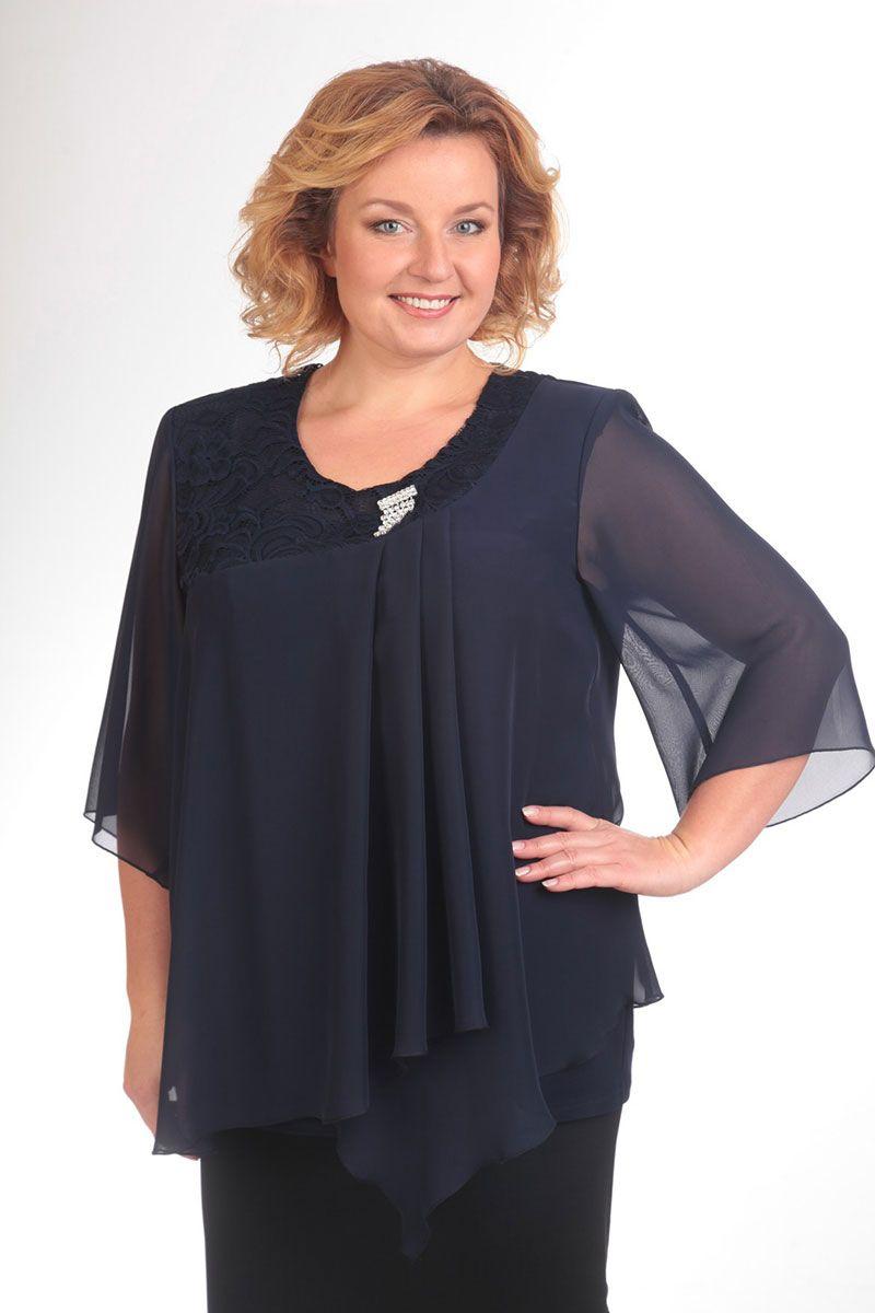 Блузки для полных женщин которые их стройнят выкройка фото 684