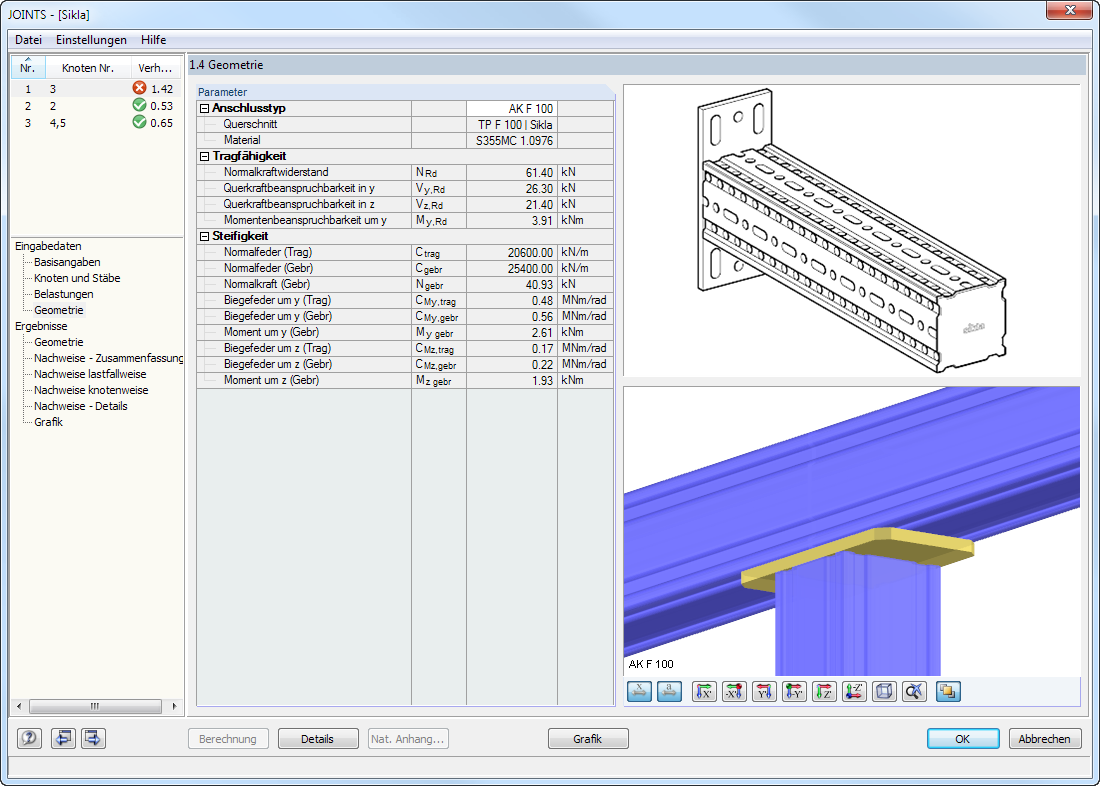 Product Features Structural Engineering Structural Analysis Design