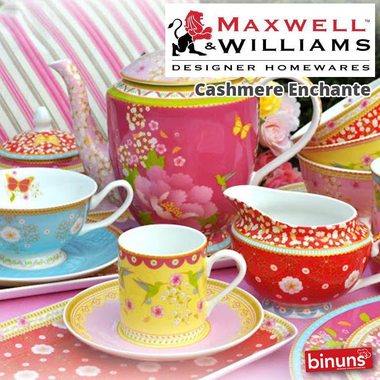 Pin By Binuns Online On Maxwell Amp Williams Tea Set Tea