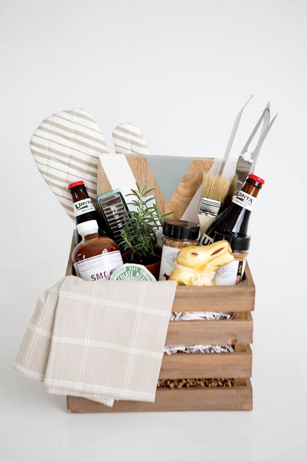Easter basket ideas easter baskets easter and basket ideas easter basket ideas for dad negle Image collections