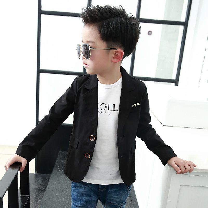 New Clothing Male Child Casual Suit