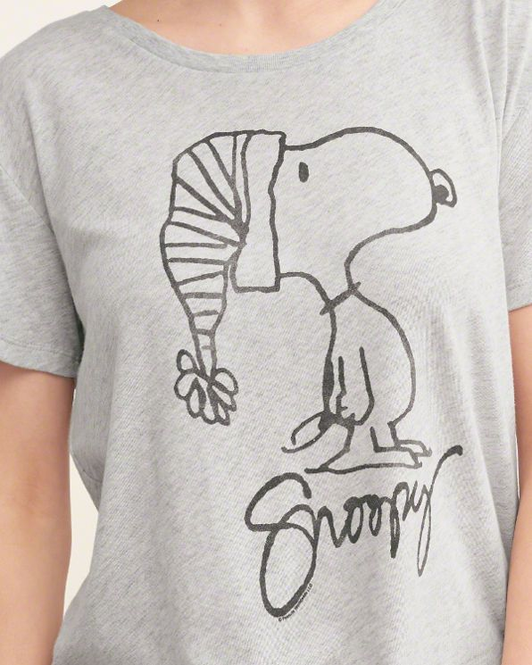 7ca723153 Womens Snoopy Graphic Tee, Size M | Wishing for ... | Pajamas women ...