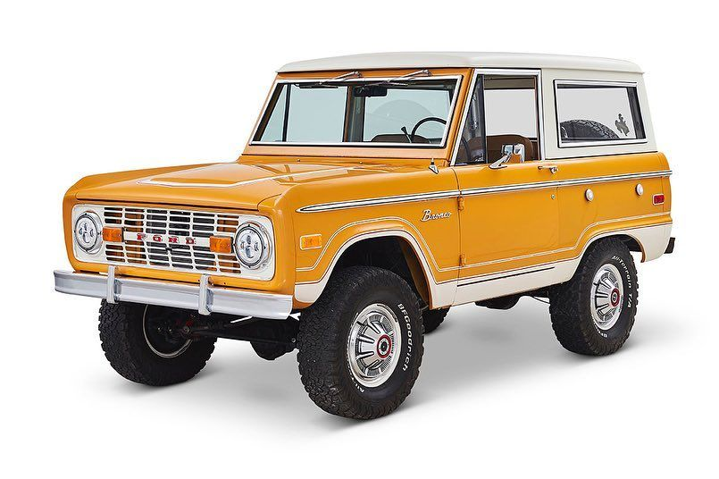 Classic Ford Broncos On Instagram For Sale For Sale This