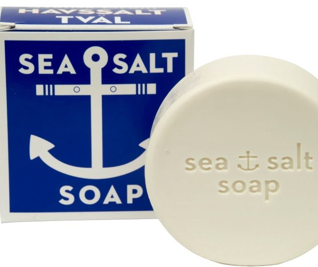 Swedish soap- smell of ocean