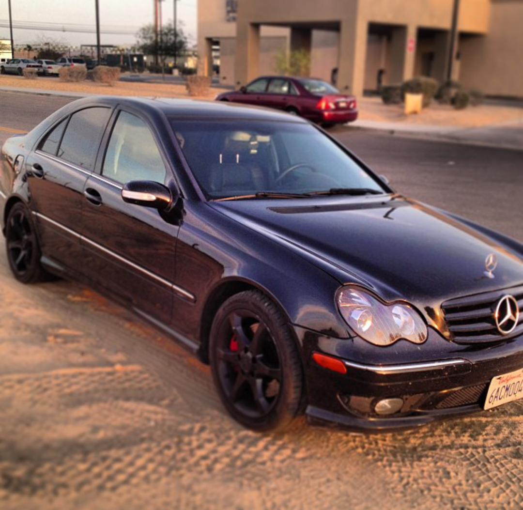 Pin By Mark Uce On 2007 Mercedes-Benz C230