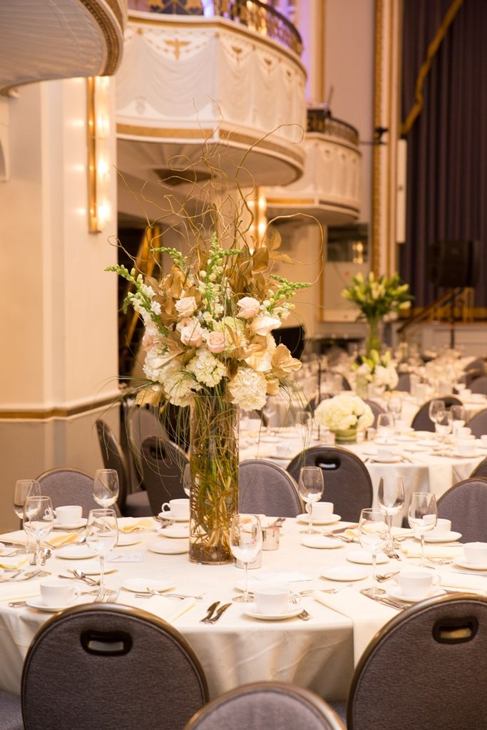 Floral Design by Amy McLaughlin Lifestyles at the Spirit Ball Boston #bostonevent #bostoneventplanner #bostonparkplaza #amymclaughlinlifestyles #spiritball #centerpiece