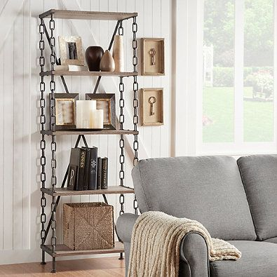 Verona Home Karnack Bookshelf