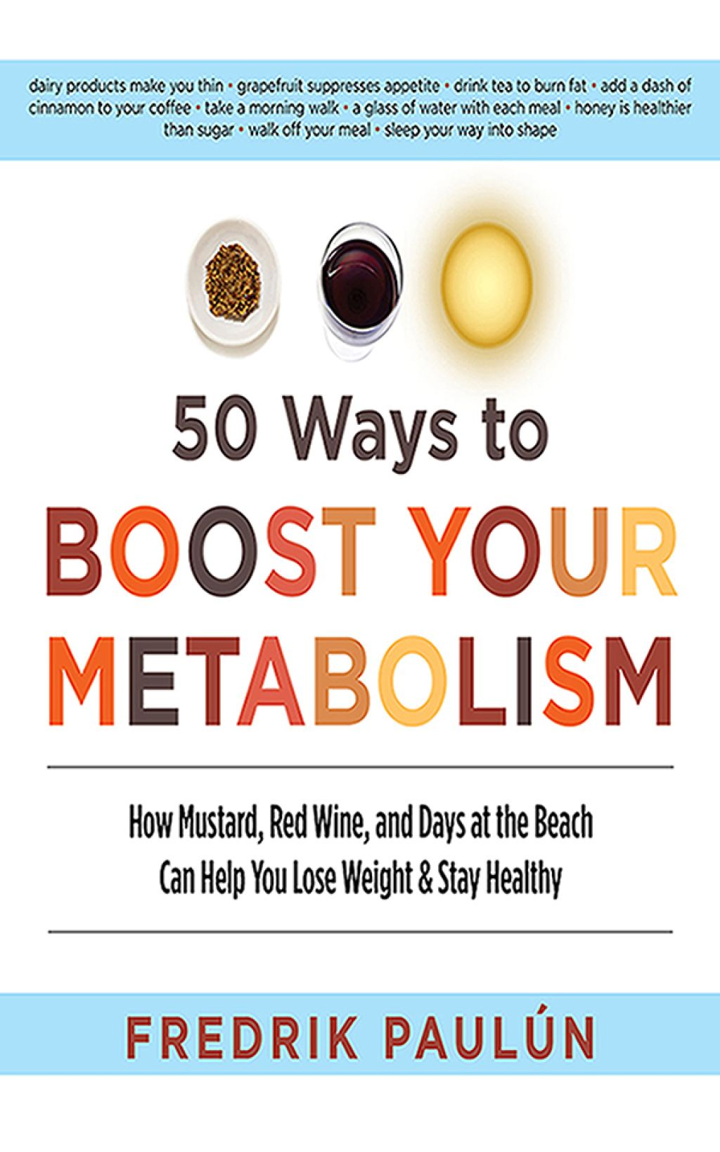 50 Ways to Boost Your Metabolism (eBook) Boost your