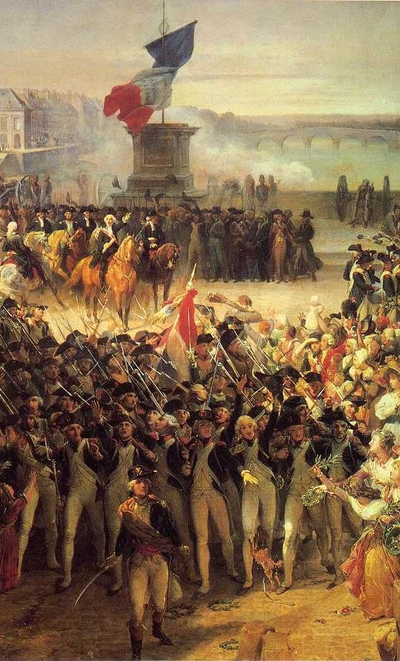 a history of the french revolution of 1789 1799 The oxford history of the french revolution oxford: oxford university press,  2001 peter mcphee, the french revolution, 1789-1799 oxford:.