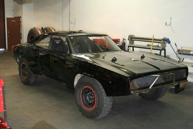Furious 7 Off Road Charger Aka Real Life Patriot Surger Like