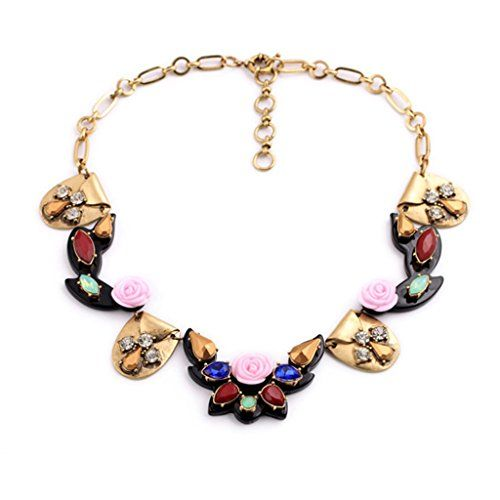 Fit&Wit Rhinestone Crystal Resin Rose Flower Statement Fashion Necklace fit&wit http://www.amazon.com/dp/B00UXH0FDC/ref=cm_sw_r_pi_dp_SoTpvb124VYNH