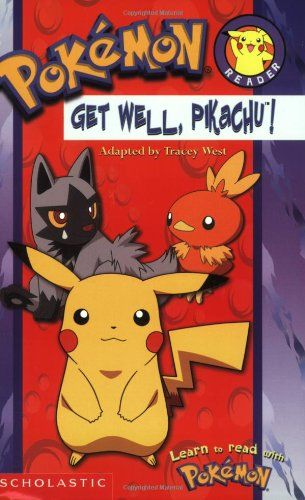 Pokemon: Get Well Pikachu (Level 2) by Tracey West https://www.amazon.com/dp/043955991X/ref=cm_sw_r_pi_dp_x_h5nOxbD3C94HK