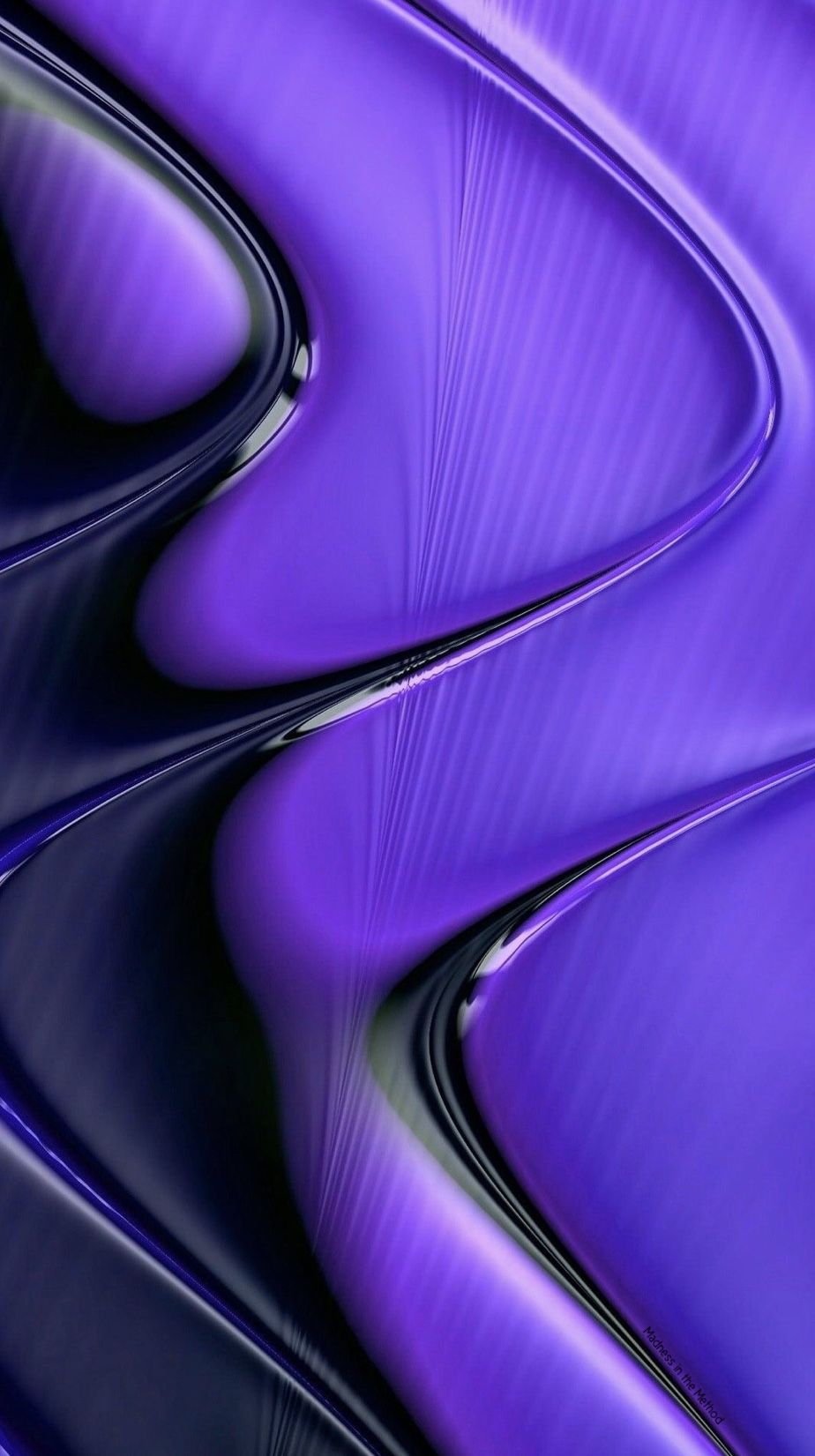 ະ MadnessintheMethod ະ purple Abstract iphone wallpaper