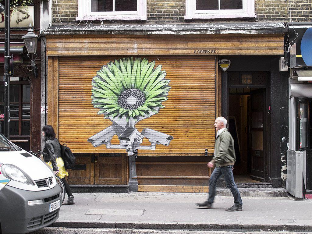 Ludo - French Street Artist - London (UK) - 2014 #ludo #streetart