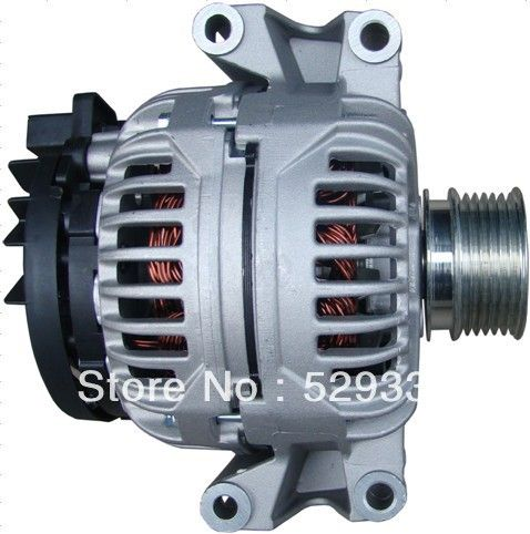 New 12v Auto Alternator 0124515059 Sg12b047 06b903016p 06b903016s For Audi A4 Vintage Microphone Electronic Products Vintage