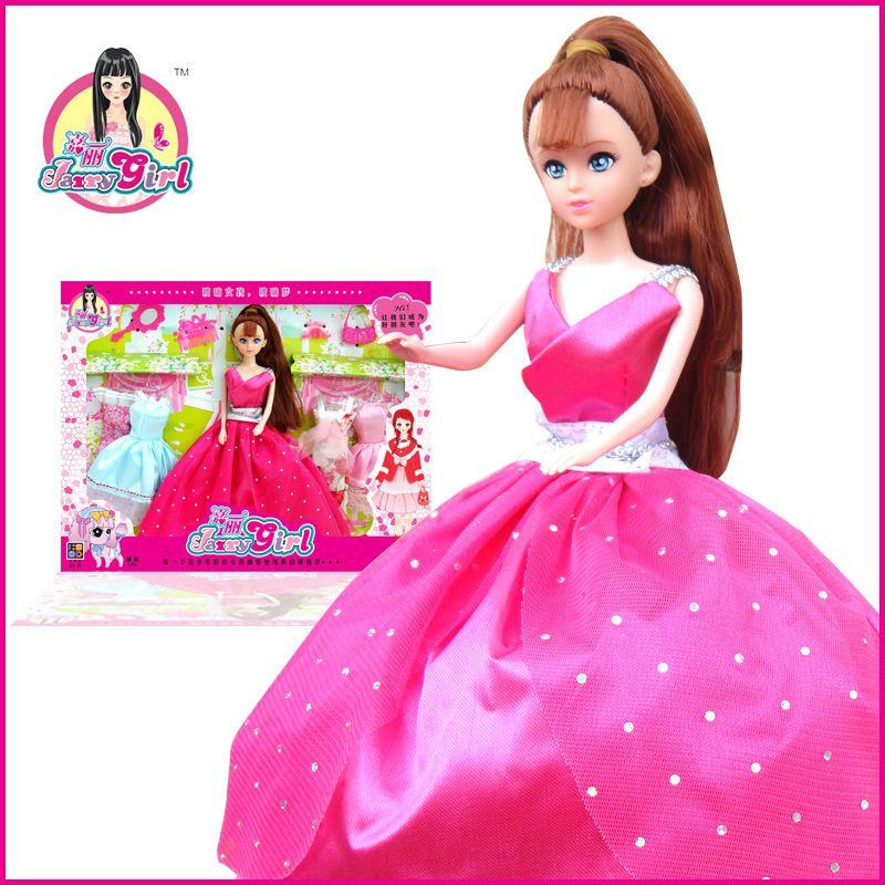 2015 for Barbie doll armario sueño de traje traje de boda de regalo ...