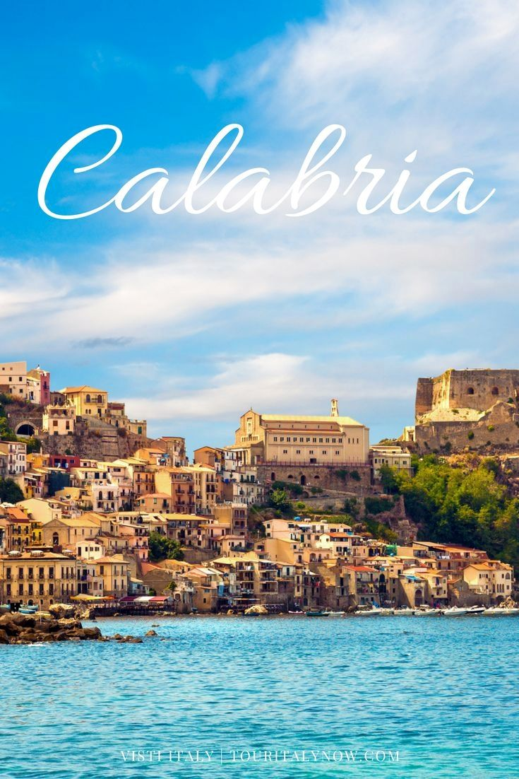 Planning a trip to Calabria Easy find map of the region with major