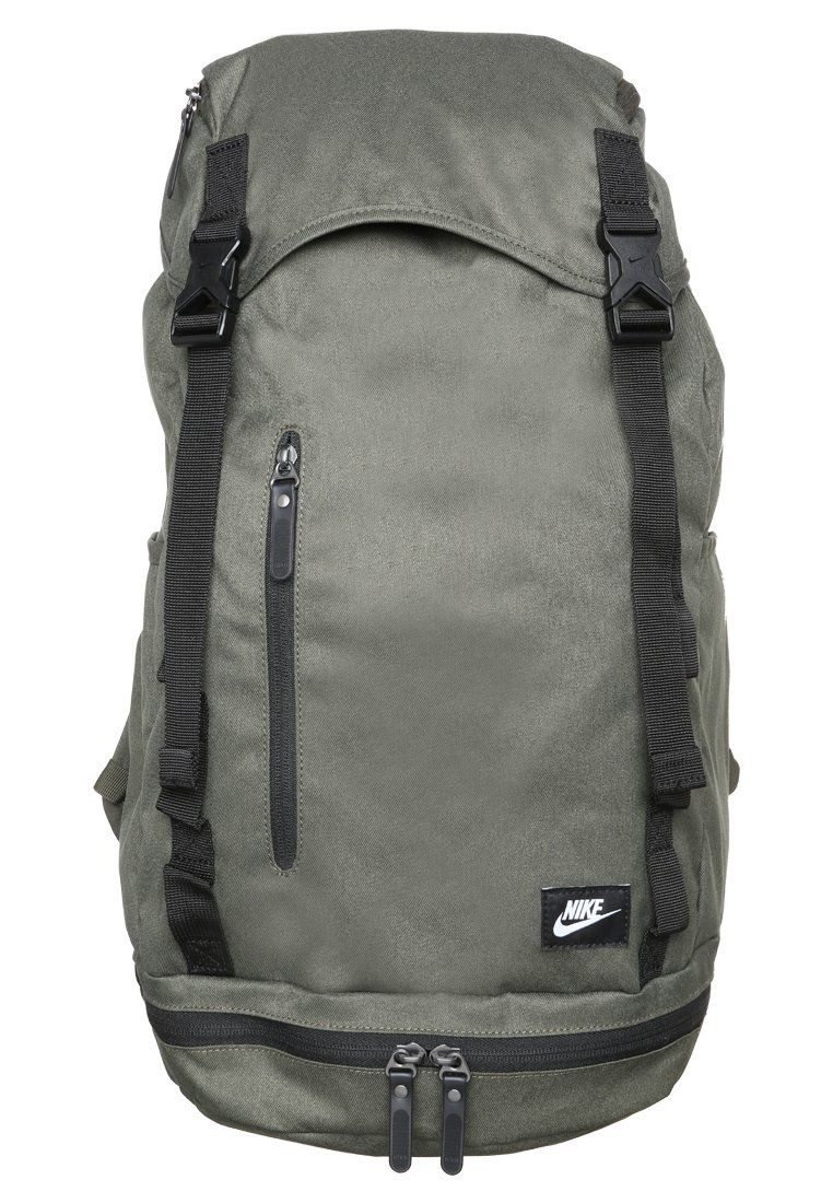 1cb24b343d Nike Sportswear NET SKILLS 2.0 - Rucksack - cargo khaki black for £41.00  (02 03 16) with free delivery at Zalando
