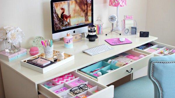 Scrivania Ufficio Organizzata : Scrivania organizzata ordinare scrivania