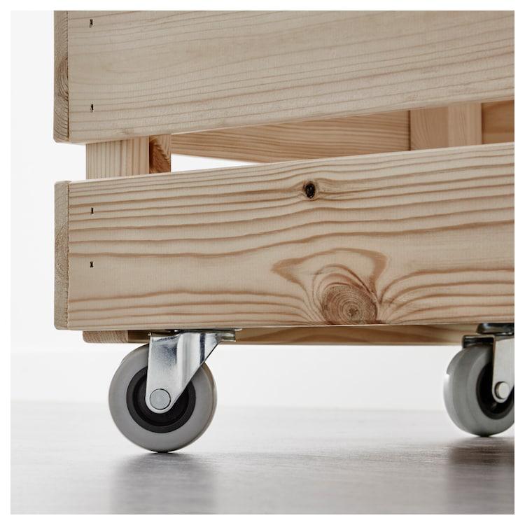IKEA RILL Gray Caster