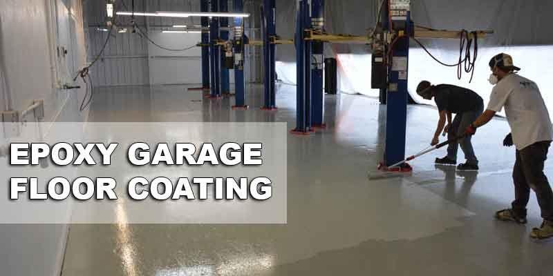 Detailed Epoxy Garage Floor Coating Review Epoxy Garage Floor
