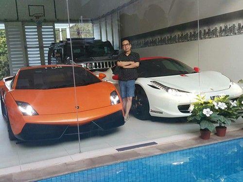 Koleksi Mobil Korban Pembunuhan Pulomas Lamborghini Hingga Ferrari Mobil Mewah Mobil Ferrari
