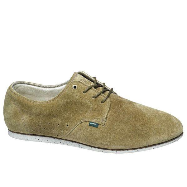 Element Kensington Shoes Brown