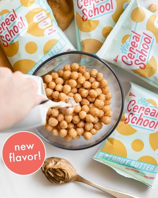 "The Cereal School® On Instagram: ""NEW FLAVOR GIVEAWAY"