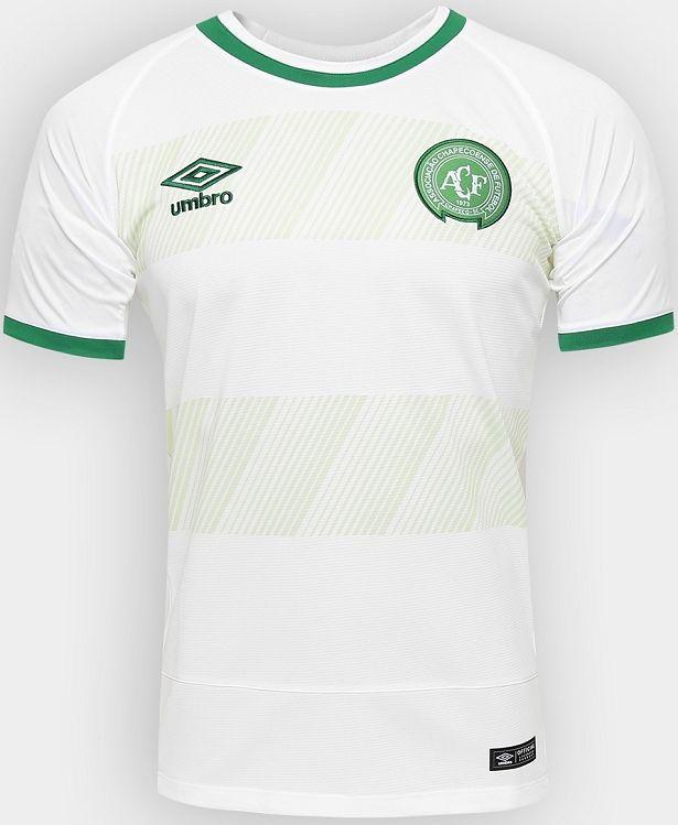 fbc0ad0c5b3d8 Umbro divulga novos uniformes da Chapecoense - Show de Camisas ...