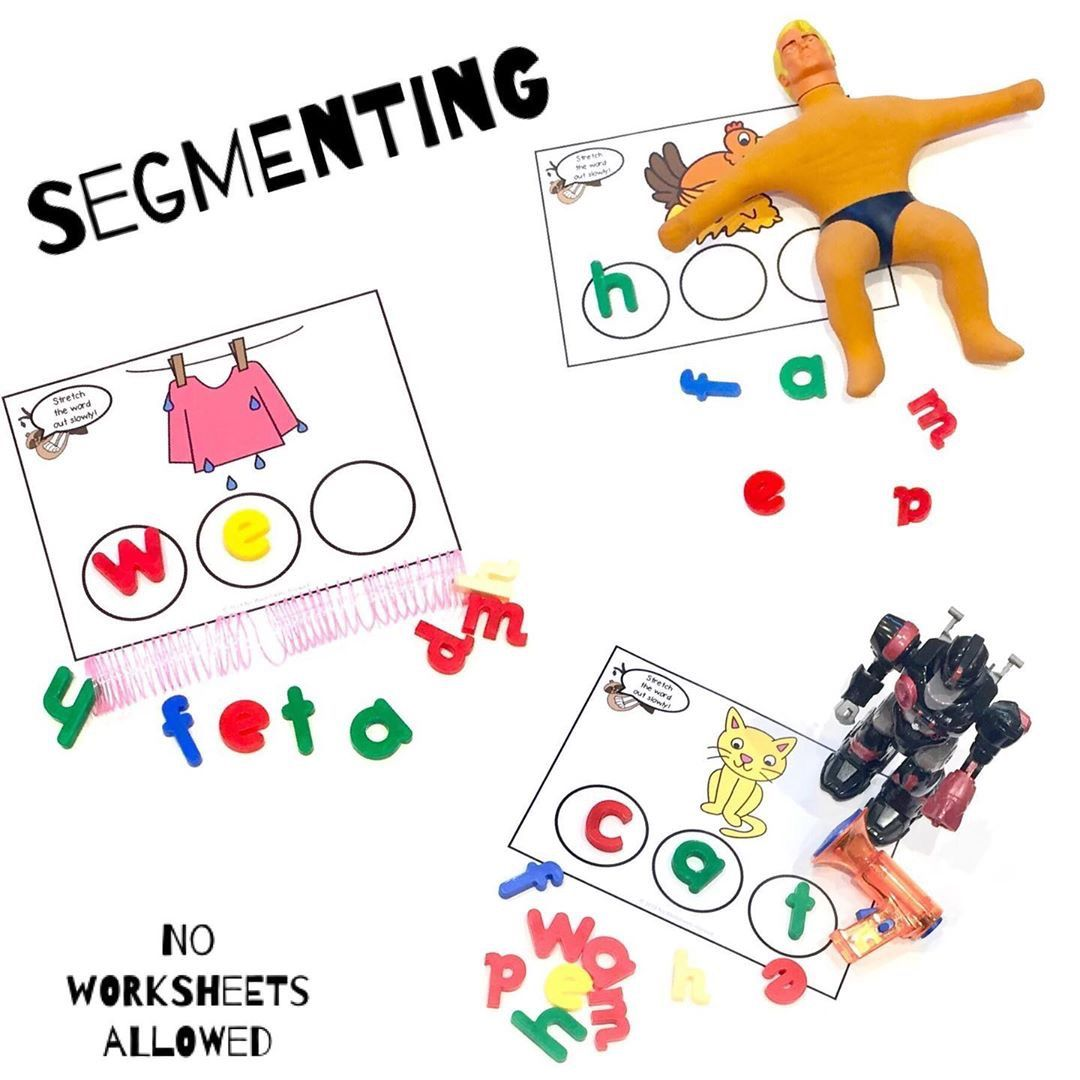 Cvc Word Spelling Activities In With Images