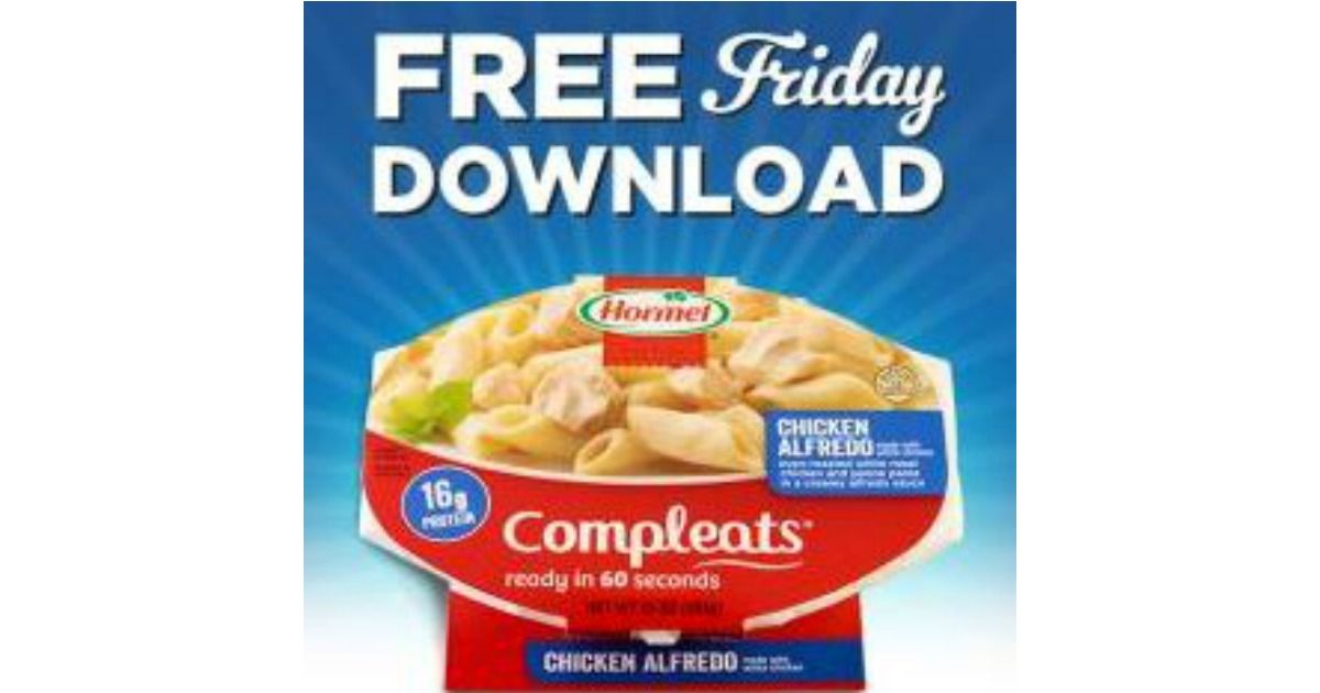 Yum Free Hormel Compleats Microwave Meal Kroger