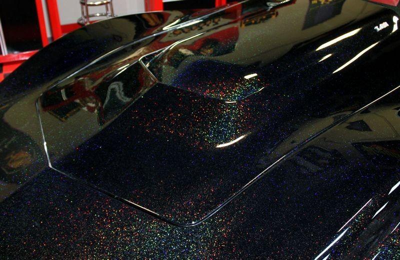 Black Metal Flake Paint Job Google Search Cars Atv Trucks