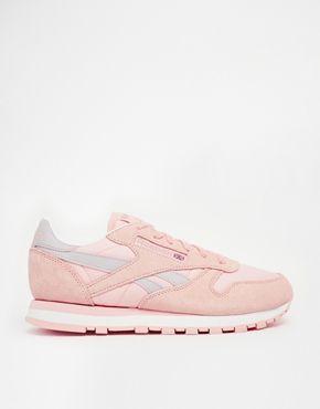 reebok classic retro rosa