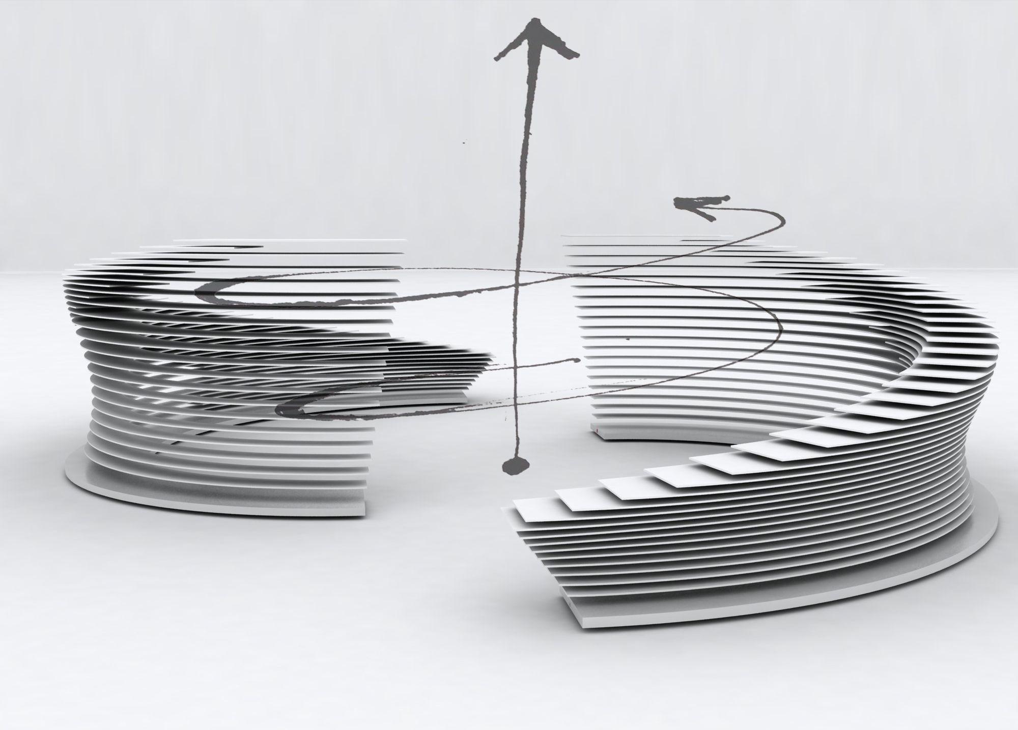 Arturo Tedeschi · NU:S Parametric Installation · Divisare