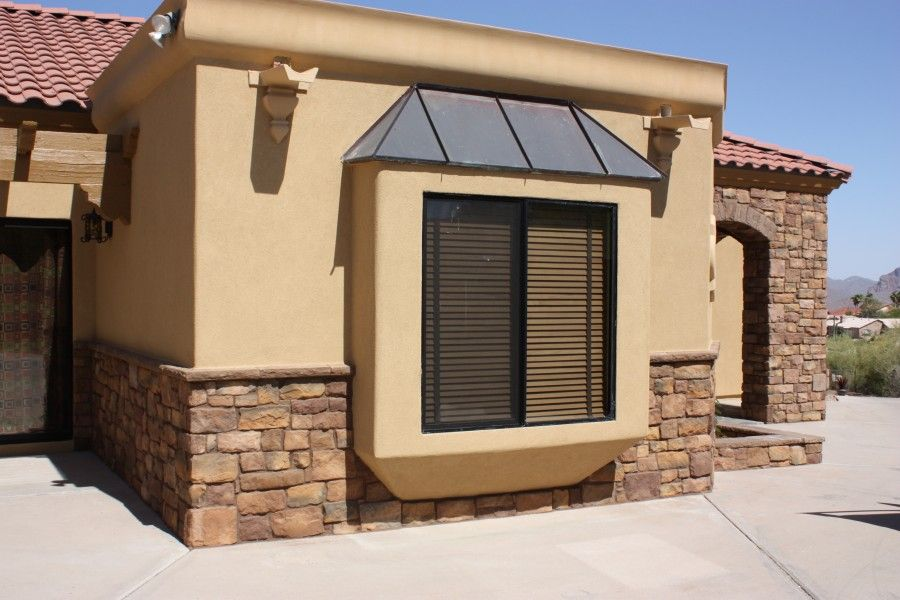 Types of stucco finishes pushed to consistently manage only the very highest level of stucco Types of stone for home exterior