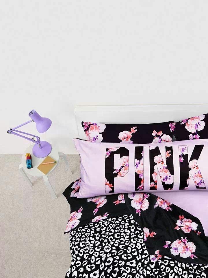Love Pink Bedding Pink Comforter Pink Bedding Girls Bedroom