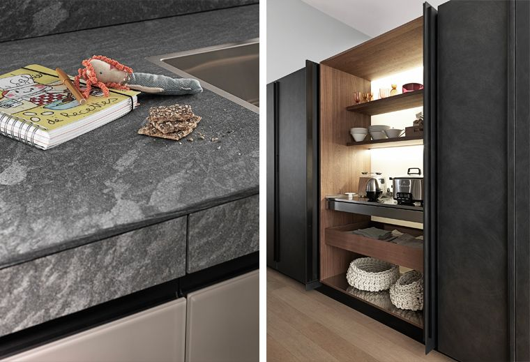 Genius Loci by Valcucine: the place for customisation