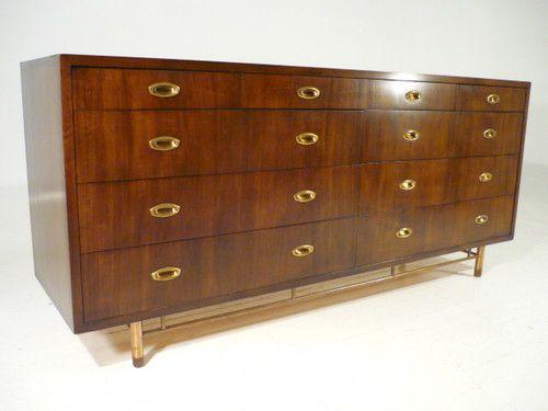 Best Vintage 50 S Mid Century Modern Dresser By Bert England 640 x 480