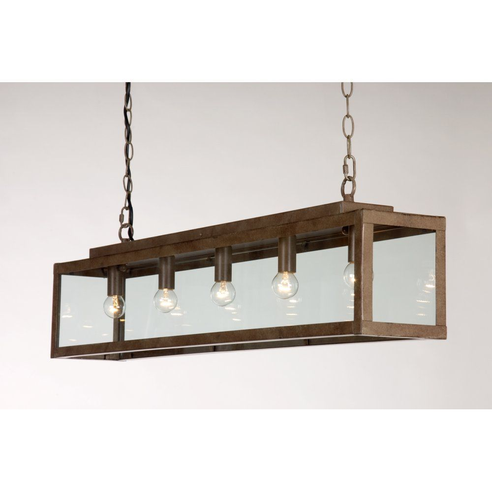 Rustic island lights view all shaker lighting view for Island kitchen lighting fixtures
