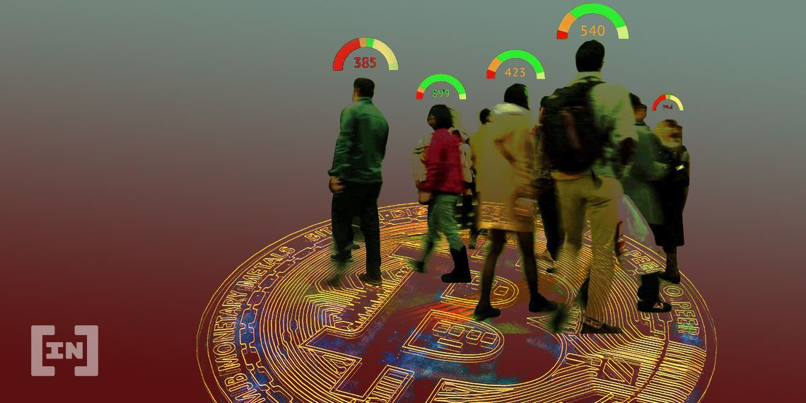 Chinas Overreaching Social Credit System Makes Room For Bitcoin To Shine Poster Movie Posters Art