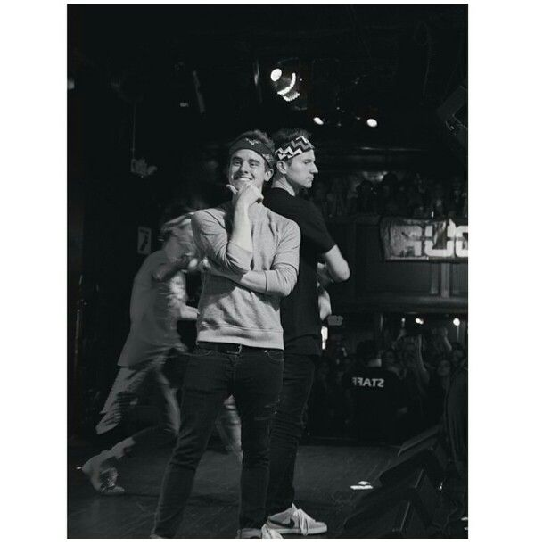 Ricky and Connor ❤