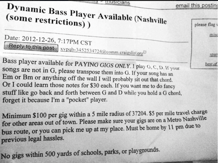 Seems Legit Bass Player Funny Bass Funny Meme Pictures