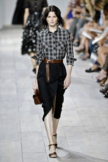 New York Fashion Week Michael Kors Primavera-Verano 2015 | telva.com