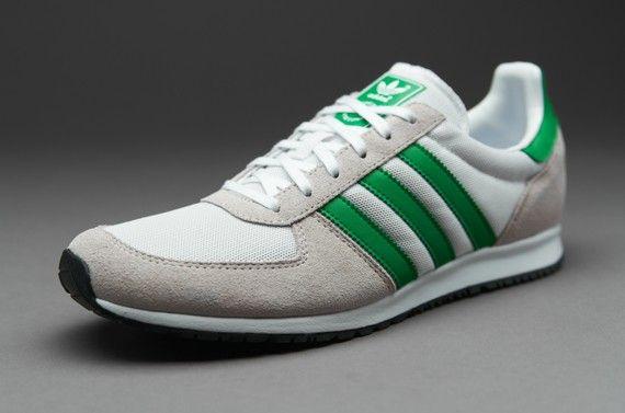 sbocco adidas originali adistar racer bianco / verde / bliss, hot vendita