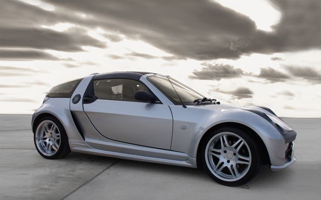 smart roadster brabus vehicles pinterest smart. Black Bedroom Furniture Sets. Home Design Ideas