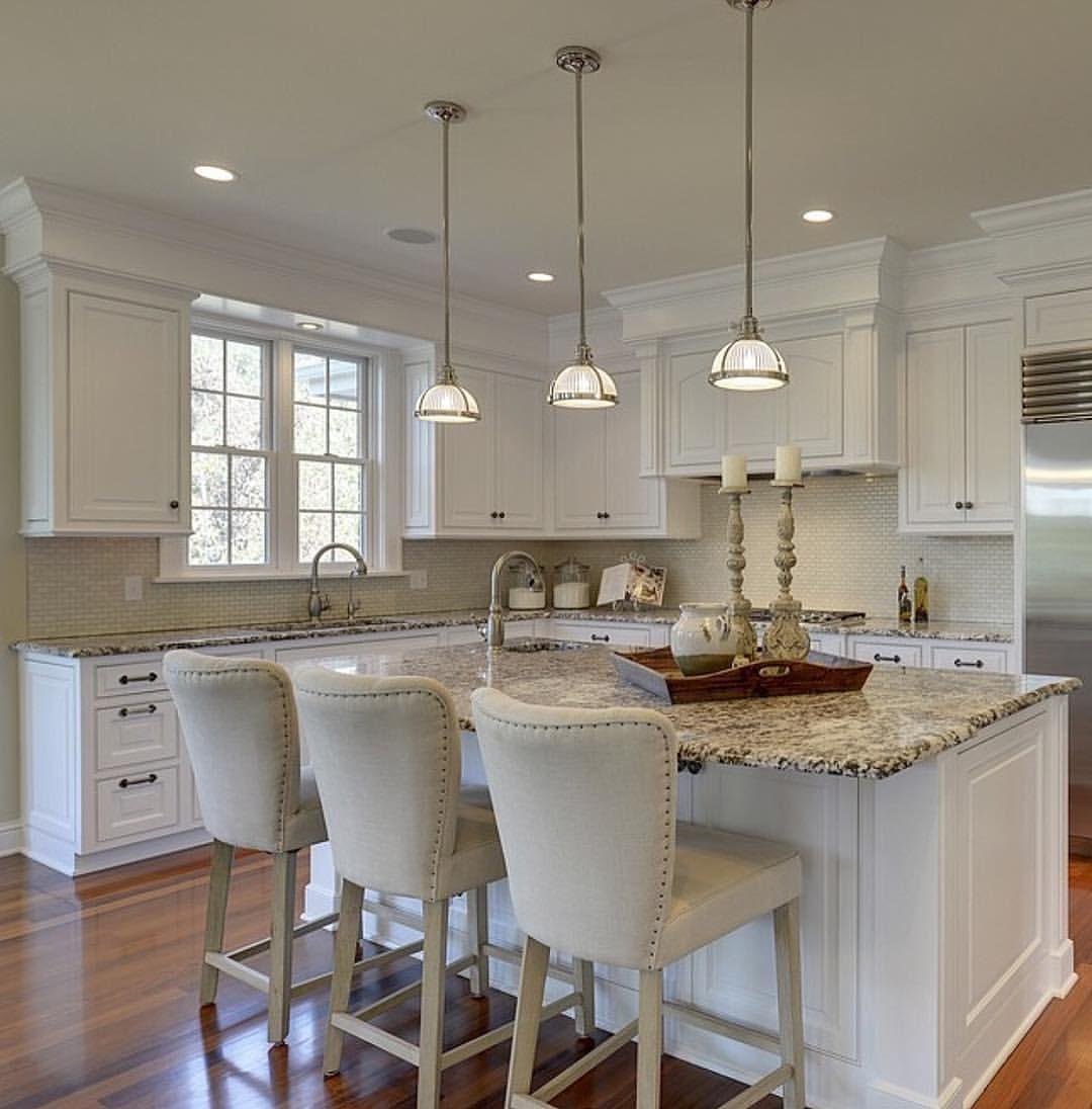 Best Clean White Kitchen Home Decor Simple Kitchen Home 400 x 300