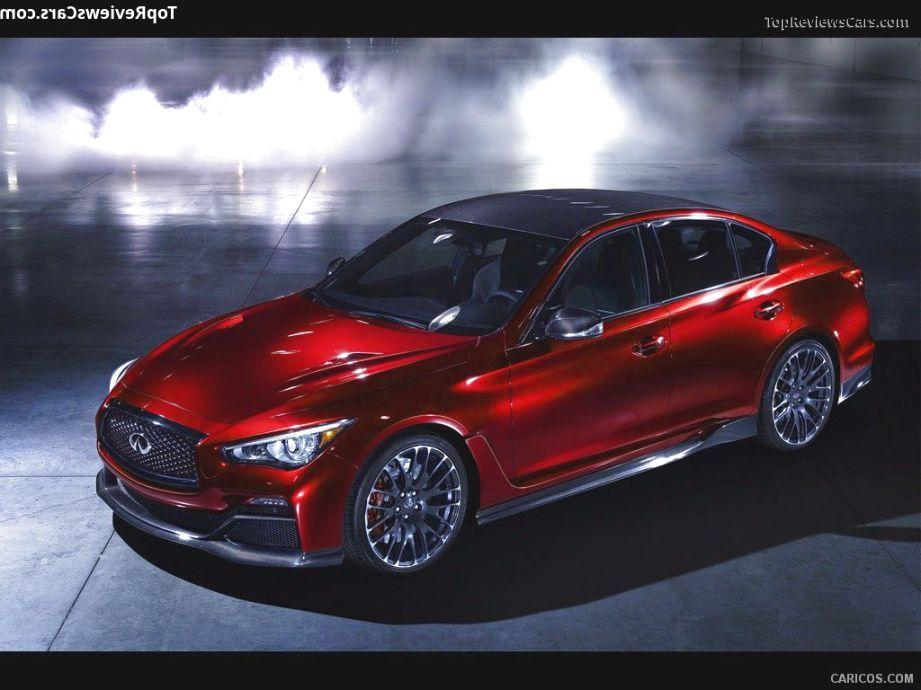 New 2016 Infiniti Q50 Red Sport 400 Design Wallpapers High