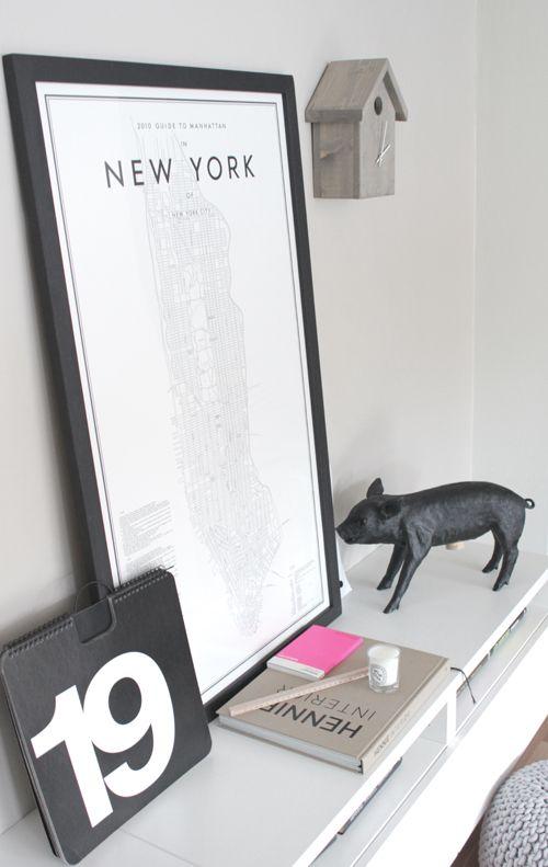 new york pig